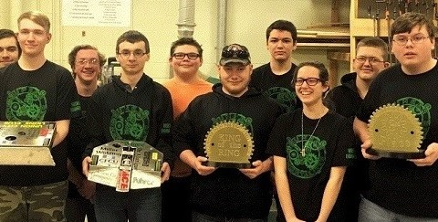 2017-2018 Robotics Team