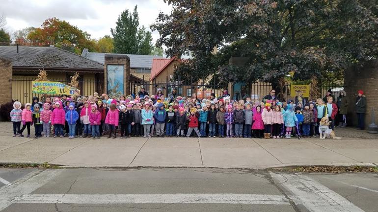 Union City Elementary School Zoo Field Trip