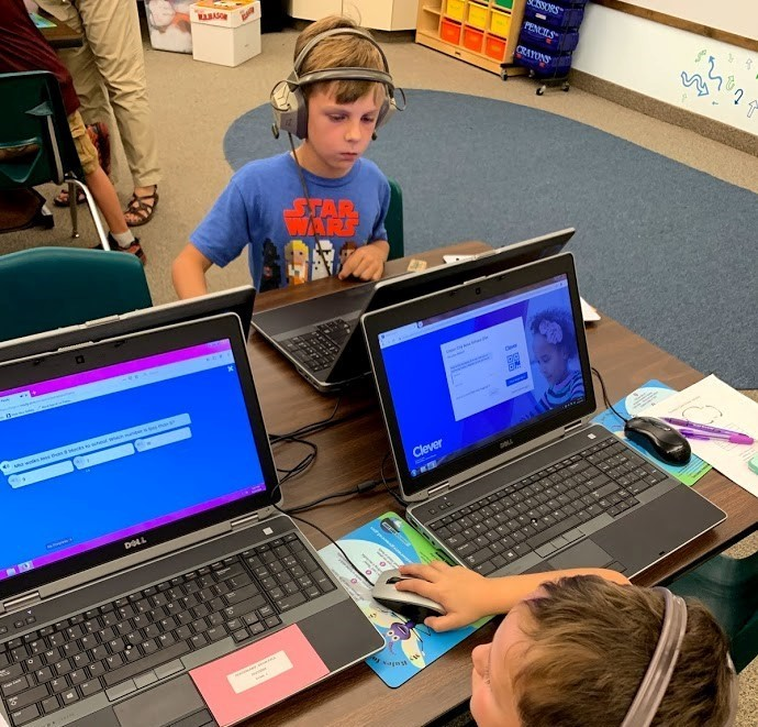 Technology taking center stage in curriculum