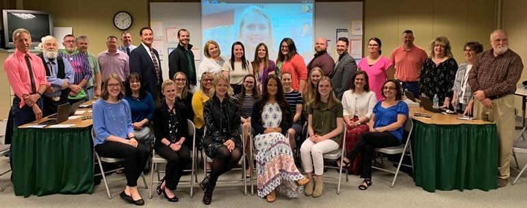 Union City Schools welcomes new staff