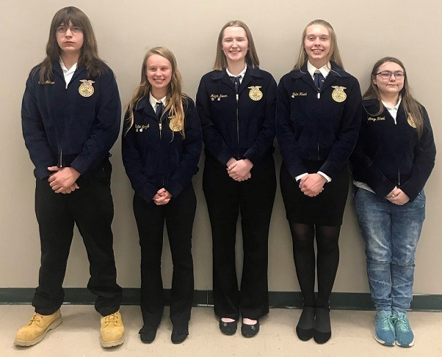 Union City 2019 FFA Banquet