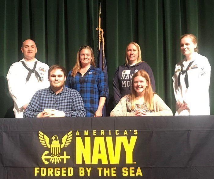 Union City 2019 Navy Signing