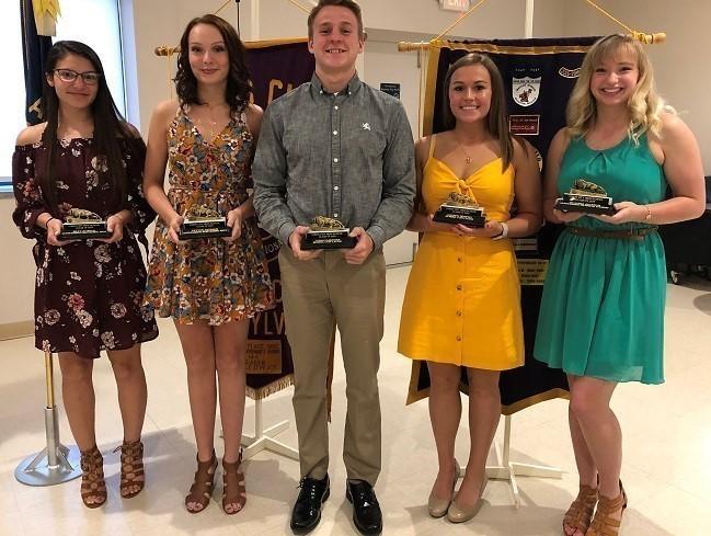 Lion's Club Award 2018-2019