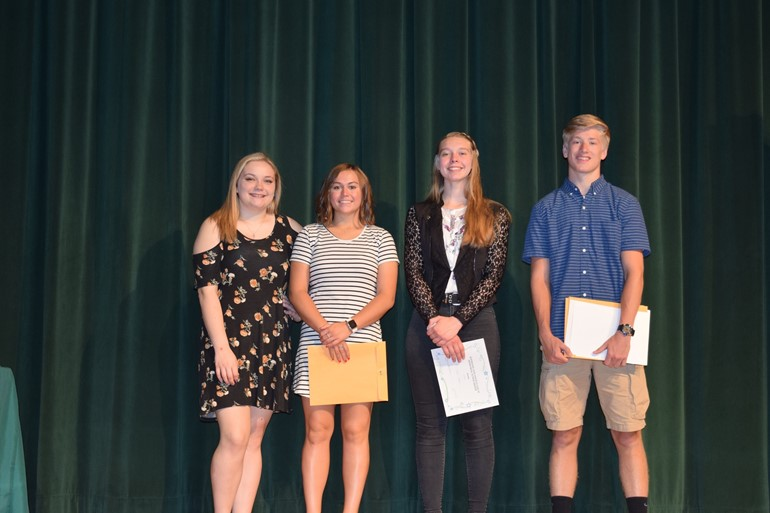 Academic Award Recipients