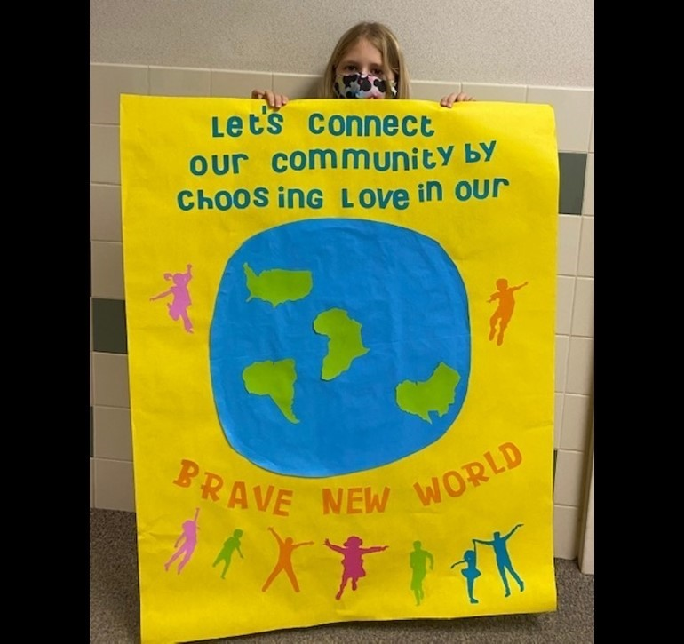 Union City Elementary Choose Love Program