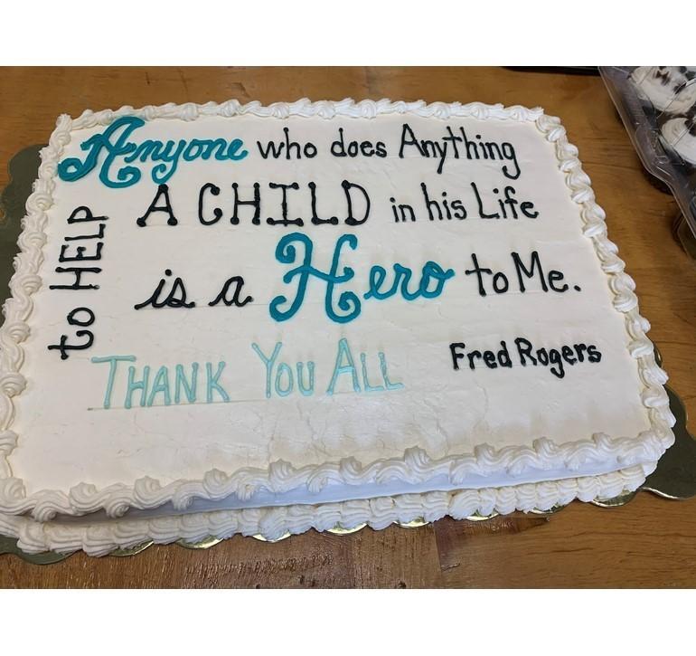 Teacher and Staff Appreciation Day