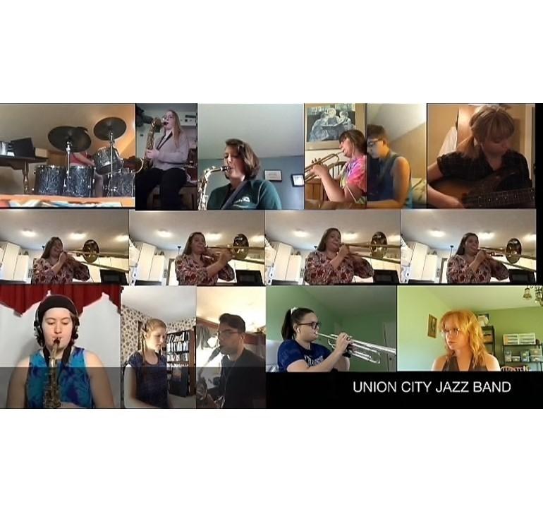 Union City High School Jazz Band