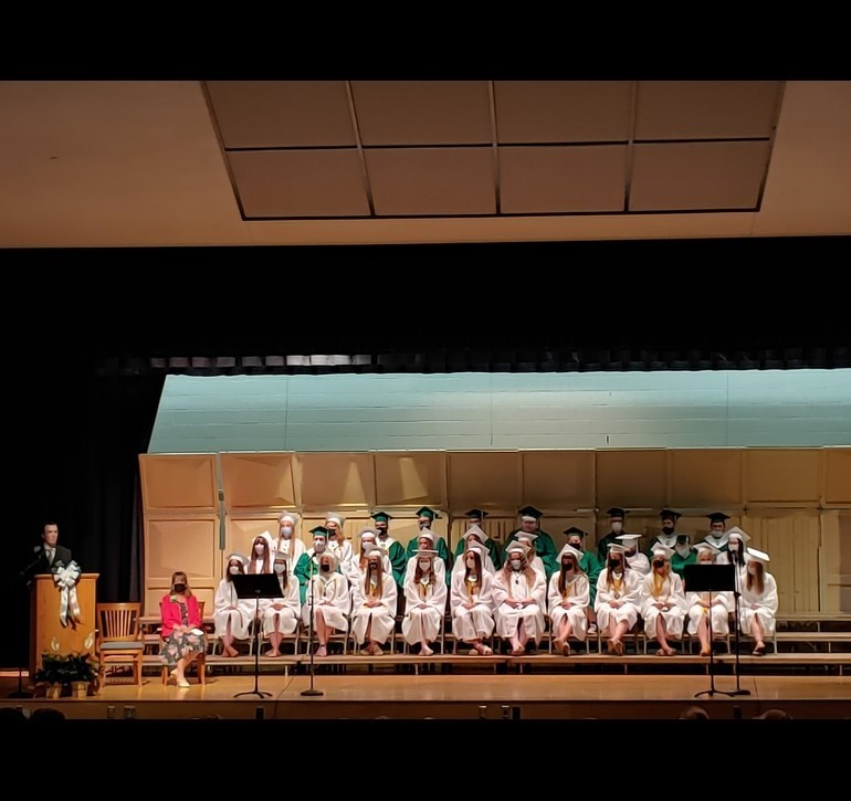 Baccalaureate Class of 2021