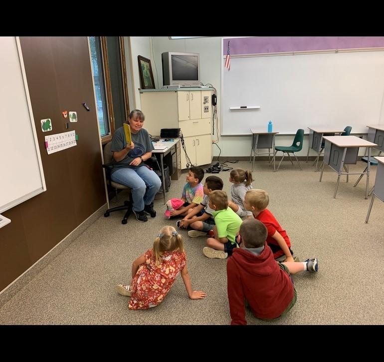 Summer Programming at the elementary school